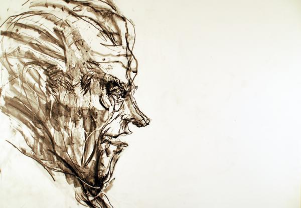 Portrait Walter Jens