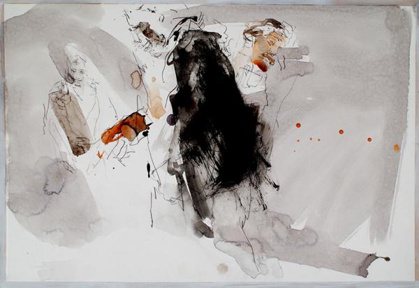 Zeichnung_Theater_Wienerwald_43x71_1994