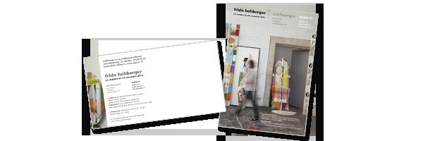 frido hohberger | Eröffnung