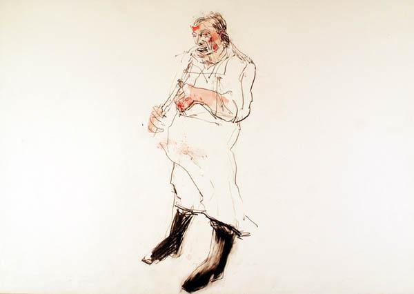 Zeichnung15_Theater_Horvath3_61x43_1996_