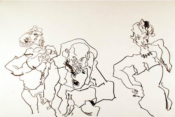 Zeichnung19_Theater_Shakespeare1_61x43_2012