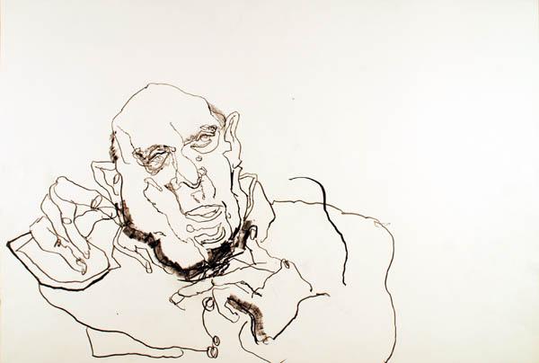 Portrait Hans Sahl